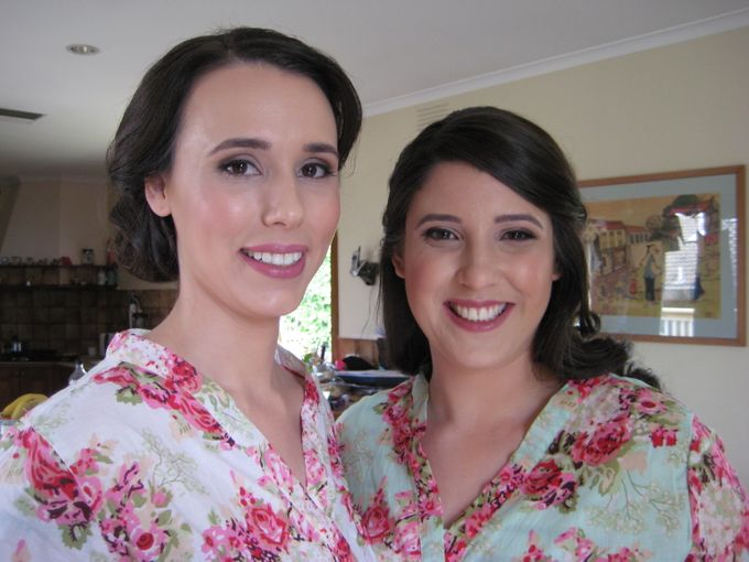 Beautiful Brides by Jessica Woods Makeup - 009