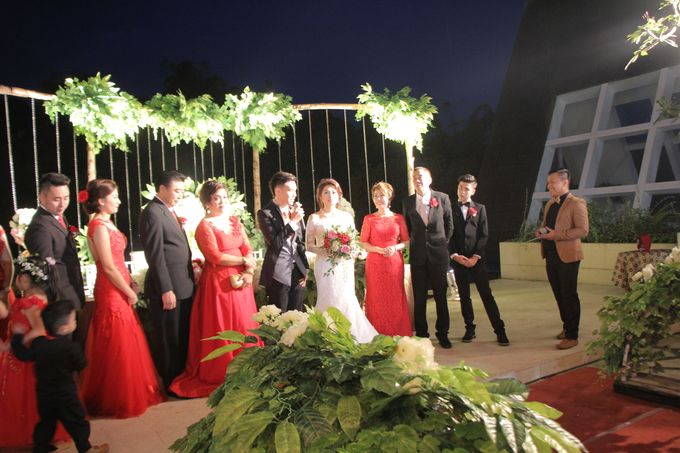 The Wedding of Alvin & Stevie by Yosua MC - 005