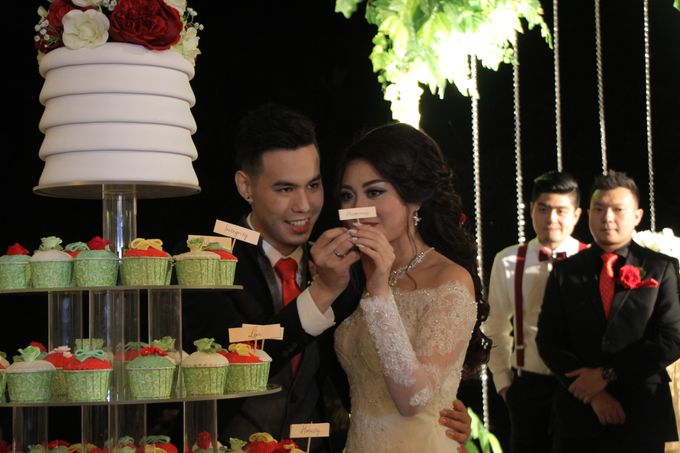 The Wedding of Alvin & Stevie by Yosua MC - 006