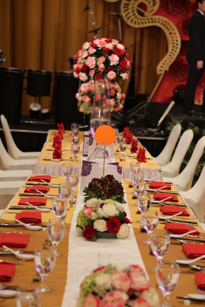 Wedding Anniversary by Grand Mercure Jakarta Kemayoran - 001