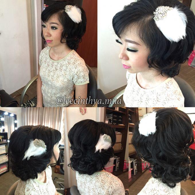 Bridal Makeup by Lee Cinthya Makeup Artist - 001