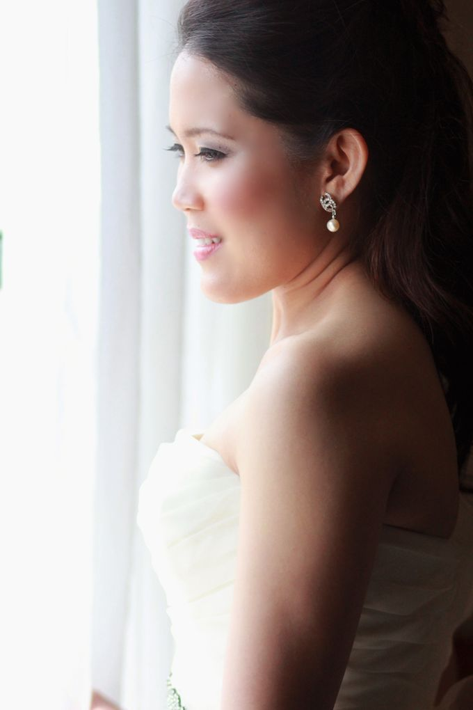 Asian Brides by Elza Finishya Makeup Artist - 003