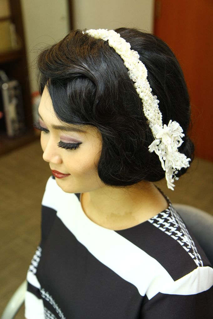 Bridal Makeup and Hairdo by Lee Cinthya Makeup Artist - 004