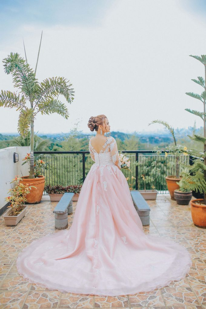 Edmin & Michelle Wedding by Berny Tia of style me Beautiful - 003