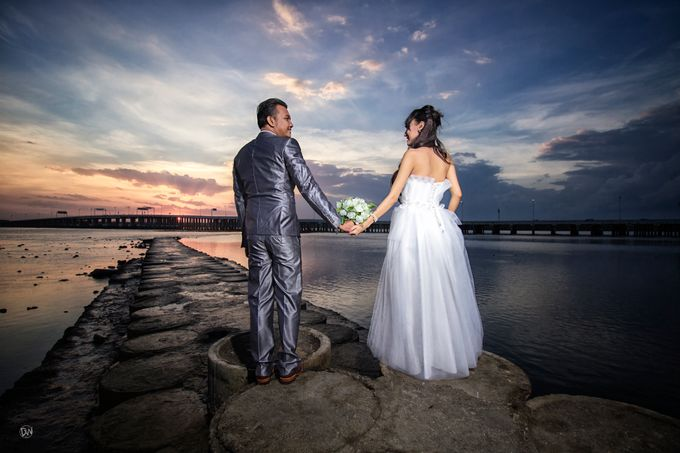 Prewedding J & V by DW PhotoArt Bali - 003