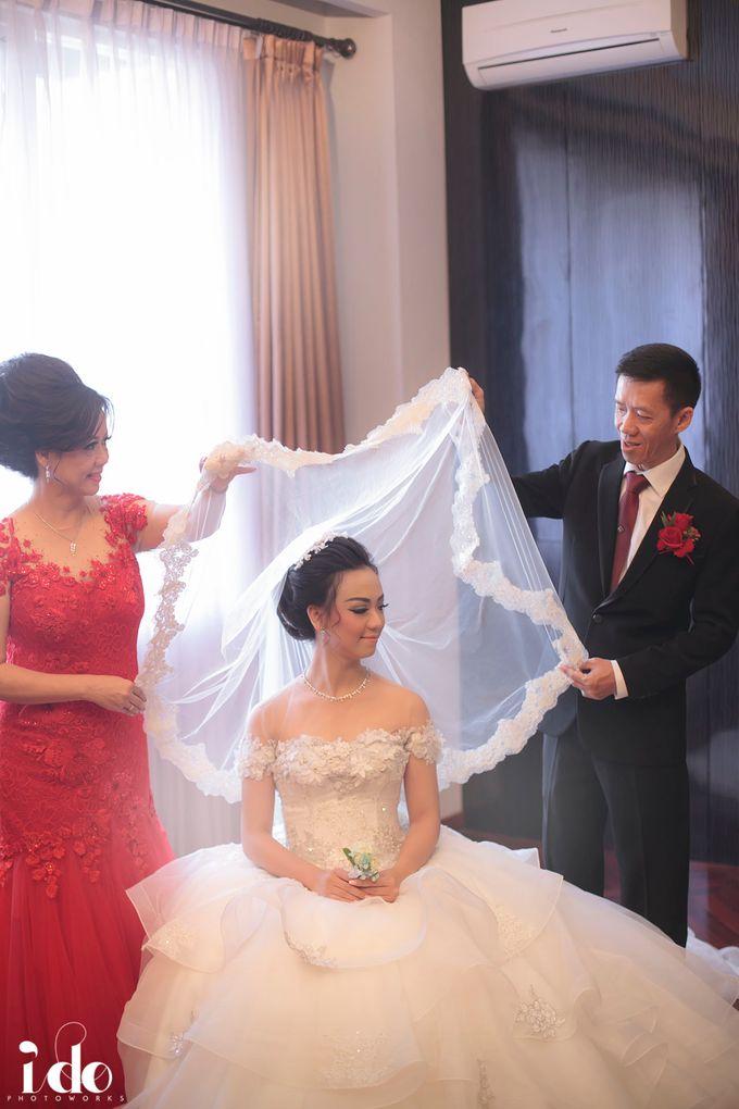 Yohan & Mellisa The Wedding by PRIDE Organizer - 041