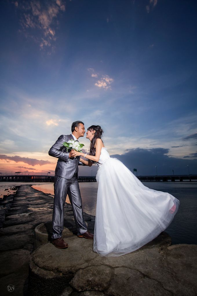 Prewedding J & V by DW PhotoArt Bali - 004