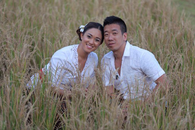 Pre Wedding Photoshoot of M & N by D'studio Photography Bali - 001