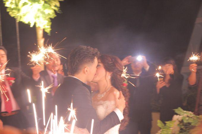 The Wedding of Alvin & Stevie by Yosua MC - 012