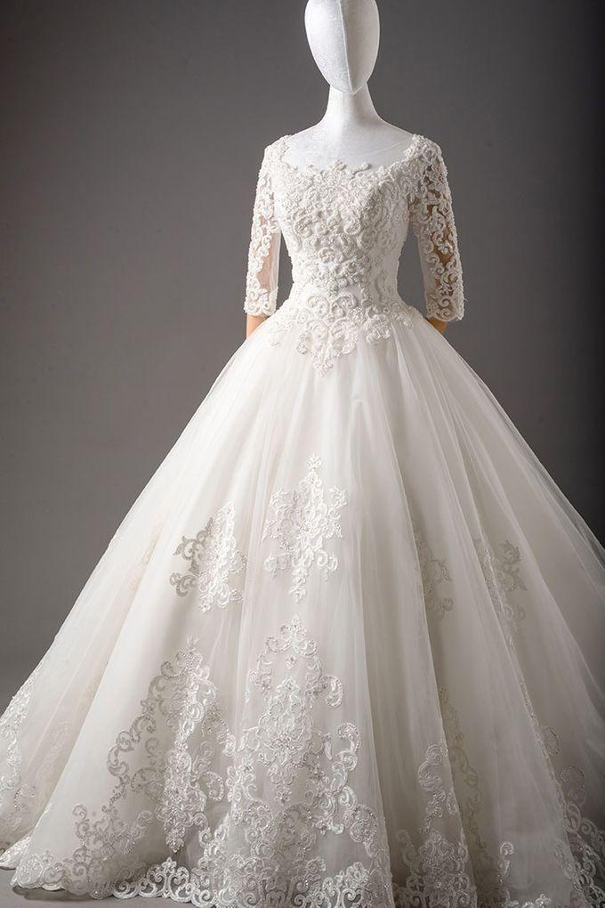 Gown Wedding by JJ Bride - 011