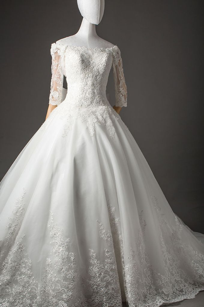 Gown Wedding by JJ Bride - 015