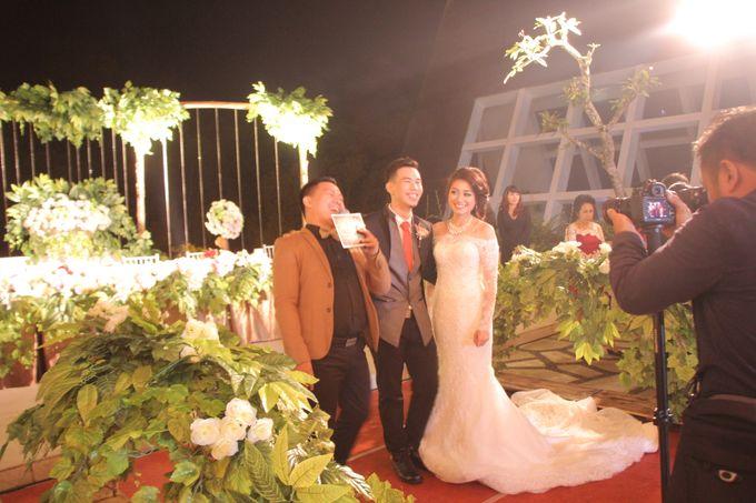 The Wedding of Alvin & Stevie by Yosua MC - 013