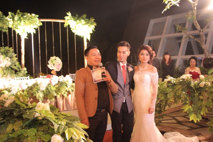 The Wedding of Alvin & Stevie by Yosua MC - 014