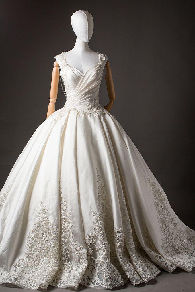 Gown Wedding by JJ Bride - 016