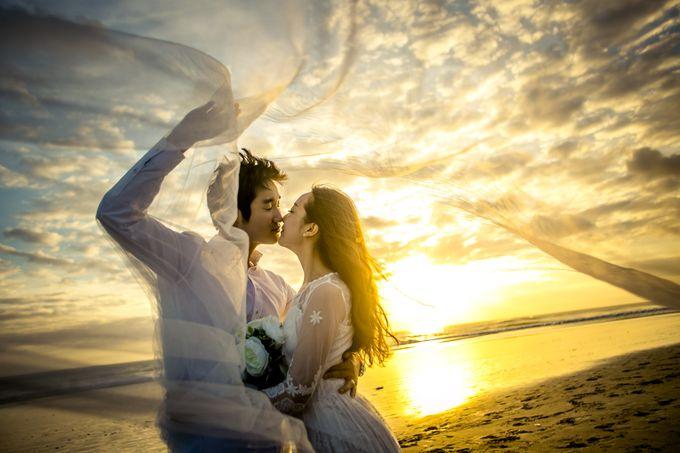 Pre Wedding at W Hotel  Seminyak Bali by W Bali - Seminyak - 018