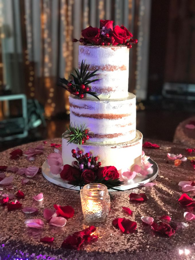 Wedding Cakes by The Quirky Taste - 010