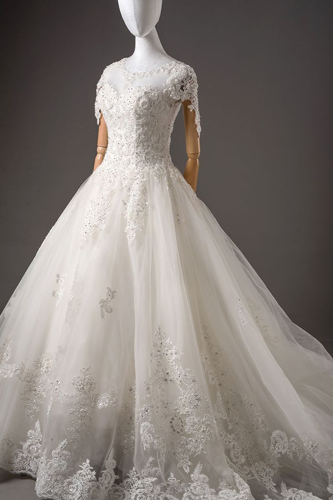 Gown Wedding by JJ Bride - 017