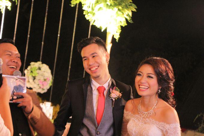 The Wedding of Alvin & Stevie by Yosua MC - 015