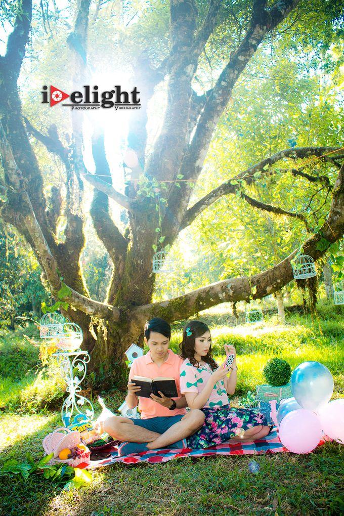 Prewedding Putri & Galih by Idelight Creative - 003