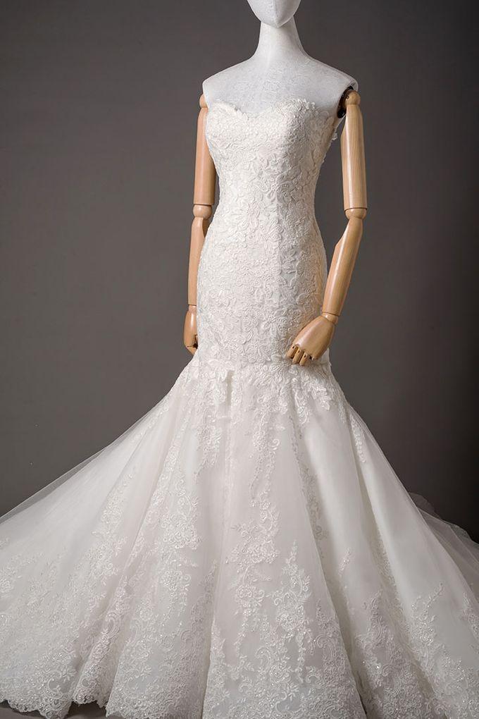 Gown Wedding by JJ Bride - 019
