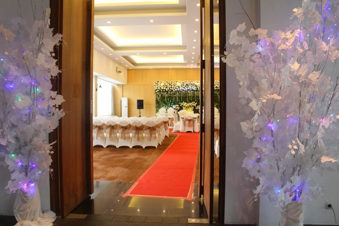 Wedding Mr Rizki & Mrs Nabilla by B'steak Function Hall - 002