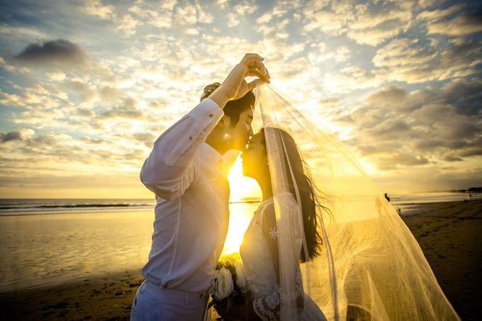Pre Wedding at W Hotel  Seminyak Bali by W Bali - Seminyak - 019
