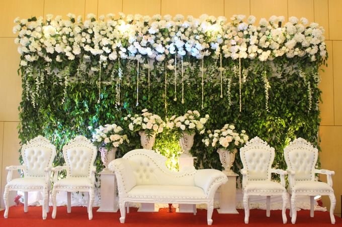 Wedding Mr Rizki & Mrs Nabilla by B'steak Function Hall - 005