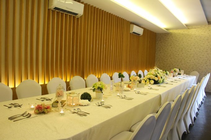 Wedding Mr Rizki & Mrs Nabilla by B'steak Function Hall - 007