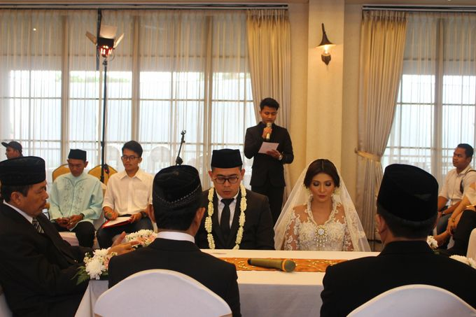 Wedding Mr Rizki & Mrs Nabilla by B'steak Function Hall - 008