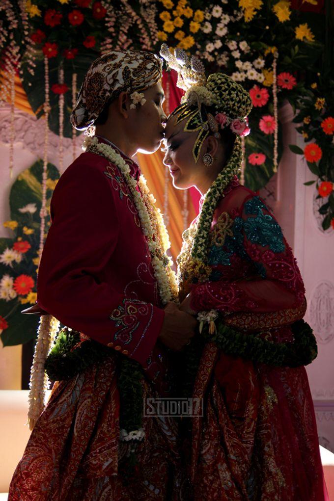 Wedding Rina & Deni by Studio 17 - 001