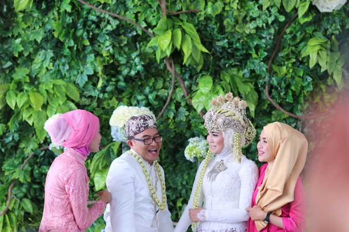 Andi&Tria Wedding 2 August 2016 by D&D Professional Make Up Artist & Kebaya By Dindin Nurdiansyah - 006