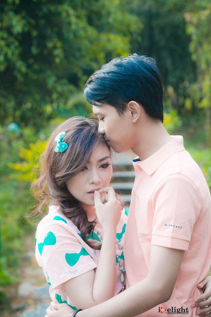 Prewedding Putri & Galih by Idelight Creative - 009