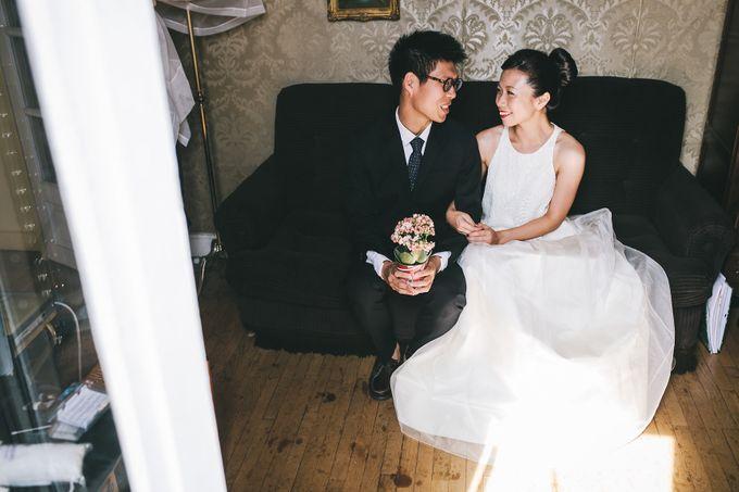 WEDDING CEREMONY - EUROPE by IU PHOTOGRAPHY - 009