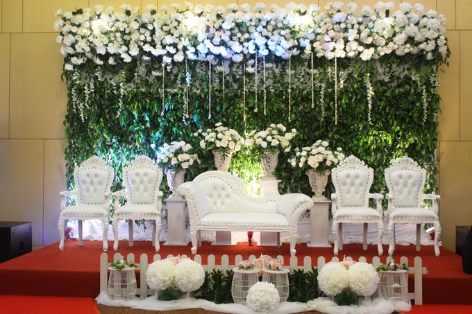 Wedding Mr Rizki & Mrs Nabilla by B'steak Function Hall - 009