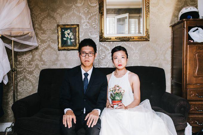 WEDDING CEREMONY - EUROPE by IU PHOTOGRAPHY - 010