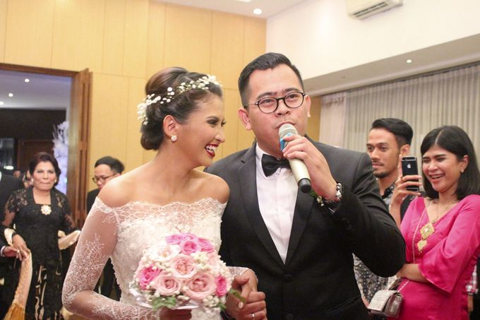 Wedding Mr Rizki & Mrs Nabilla by B'steak Function Hall - 011