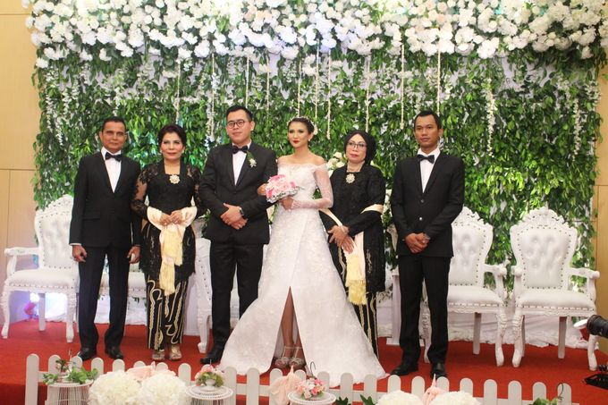 Wedding Mr Rizki & Mrs Nabilla by B'steak Function Hall - 012