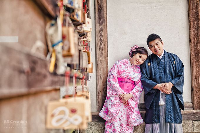Pre wedding in Japan by ES Creation Photography - 004