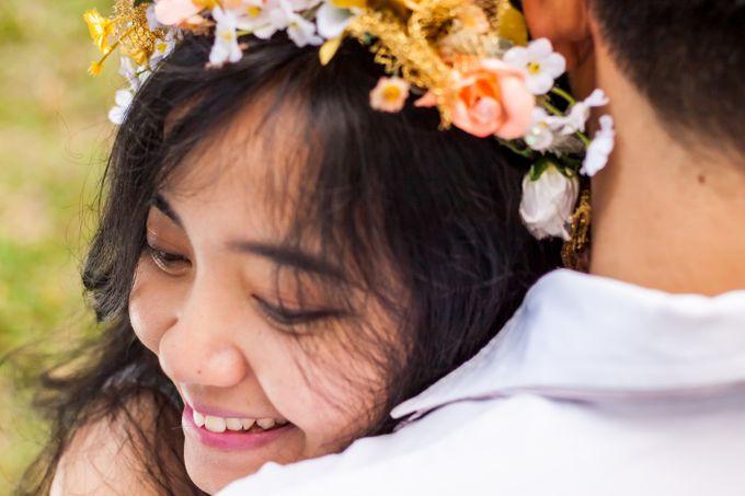Prewedding of Jhack & Chika by Salmo - 003