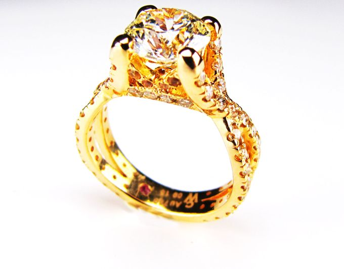 Engagement Rings by CW Jewels - 002