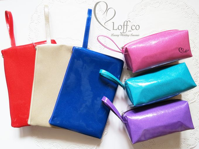 Functional Pouch, Passport & Card Holder by Loff_co souvenir - 004