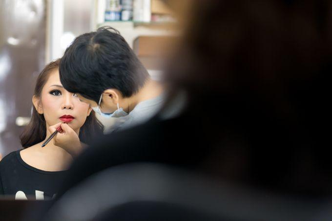 Andry&Susan Weddingday by Okeii Photography - 001
