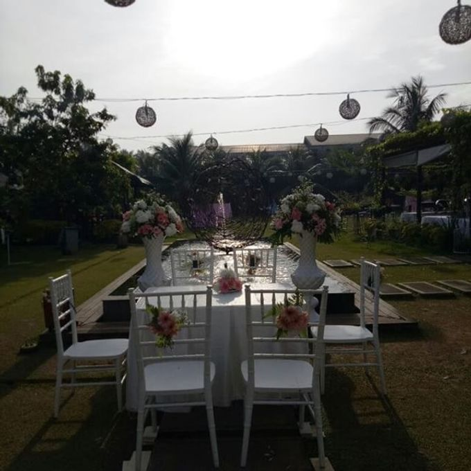 Kinang Kilaras Wedding by Tsamara Resto - 001