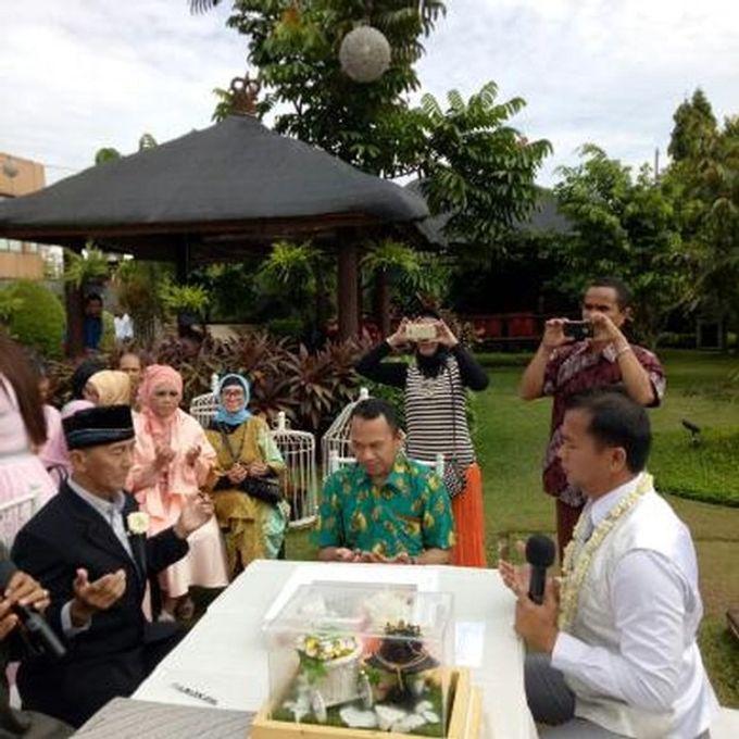 Kinang Kilaras Wedding by Tsamara Resto - 002