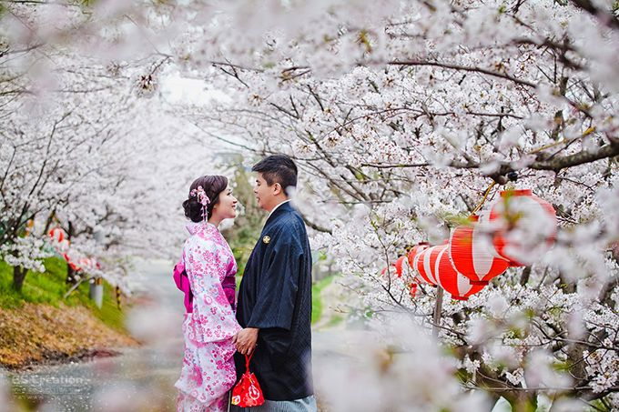 Pre wedding in Japan by ES Creation Photography - 007