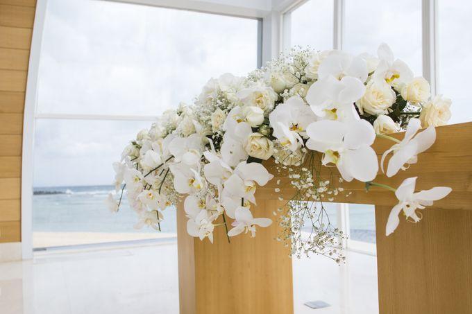 WONDERFUL WHITE WEDDING THEME by Red Gardenia - 010