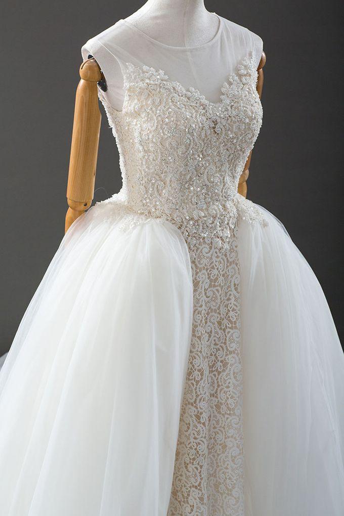 Gown Wedding by JJ Bride - 013