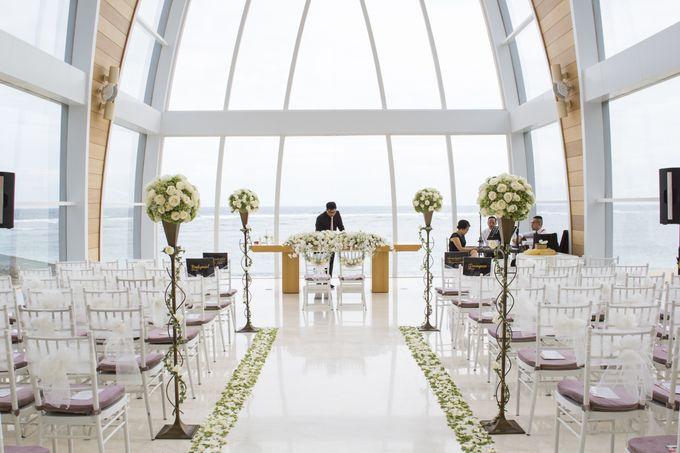 WONDERFUL WHITE WEDDING THEME by Red Gardenia - 008