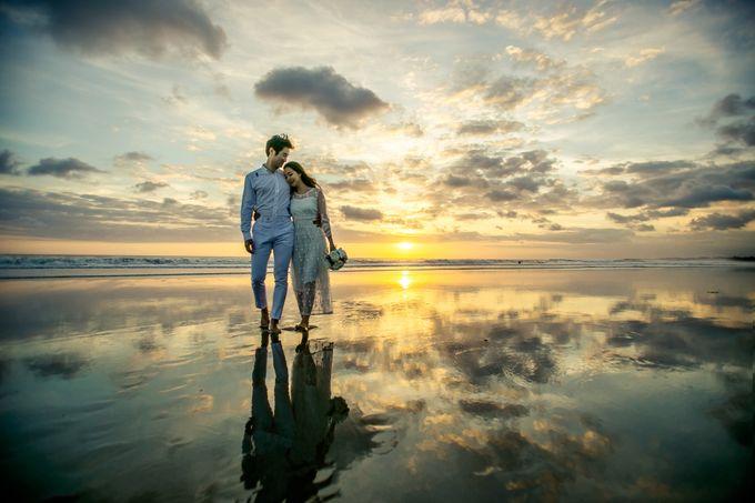 Pre Wedding at W Hotel  Seminyak Bali by W Bali - Seminyak - 027