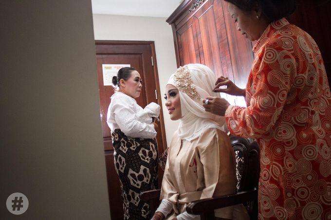 Noven & Reza Traditional Wedding Palembang by #thephotoworks - 025